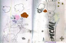 Colaboración Revista Rojo Número LUND Bruster + Srtazue.com España www.rojo-magazine.com