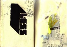 Libreta Roja AP Bruster + Srtazue.com 22 x 16 cm 32 paginas
