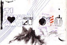 Libreta W&N Bruster + Mariano García 11,5 x 15 cm 36 paginas