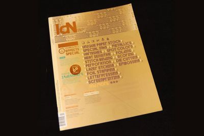 IdN Magazine v21n1: Printed Effects Special Artista Invitado Hong Kong
